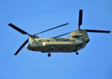 CH-47 Chinook – Military Transport Helicopter