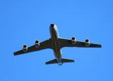 Boeing RC-135 reconnaissance aircraft