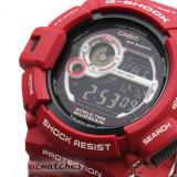 CASIO G-SHOCK MUDMAN G-9300RD G-9300RD-4 TOUGH SOLAR MOON PHASE LIMITED EDITION DARK RED