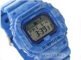 CASIO G-SHOCK G-LIDE TIDE GRAPH MOON PHASE GLX-5600F-2 GLX-5600F-2DR BLUE