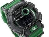 Shop online for CASIO G-SHOCK DIGITAL MENS WATCH GD-400-3 GD-400-3DR GREEN / GREY Australia Stock