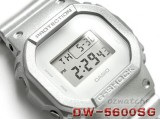 Shop Australia Online CASIO G-SHOCK MENS DIGITAL WATCH DW-5600SG-7 DW-5600SG-7DR SILVER at ozDigitalWatch.com