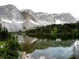 Mirror Lake, Snowy Range Colorado