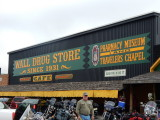 Famous Wall Drug, Wall, SD