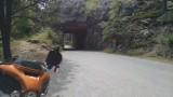 Tunnel on Iron Mountain Run