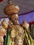 Kanchi Brahmothsavam  22/05/2013 - Wednesday - Day1 Morning - Thanga Chapparam
