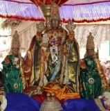 Kanchi Brahmothsavam   Ekantha Sevai Day4 Morning