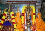 Vaikunta peurmaL sannithi kanchi navarthri utsavam Day 3