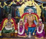 Sri Maragathavalli Thayar Sri Pachai Vannan Navarathiri Uthsavam Day3