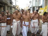 Thiruvahindrapuram Manavala Mamunigal Uthsavam - Day 5 (Morning) - Nachiyar Thirukkolam