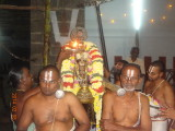Thiruvavathara uttsavam third day -Thiruppavai Nachiyaar Thirumohzi goshti