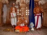 DSC01080- Alwar Tirunagari Emberumaanar Jeer with Archaga Swami and Sri Vasu swami.JPG