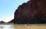 Afloat on the big river