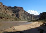 Below Spanish Bottom at Cataract Canyon
