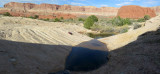 Muley Tanks - a beautiful spot and historic water source in these dry parts