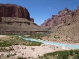 The Little Colorado flows into the main Colorado