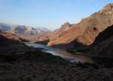 Lava Canyon rapids on the Colorado