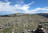 Pecos Wilderness NM (Scottish style hiking)
