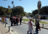 Easter parade in the town of Kos