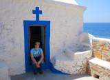 Christian chapel on Telendos