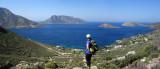 Looking to Telendos island