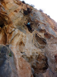 Climbing at Argononta