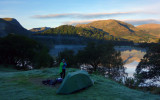 Part I Frosty camp beside Ullswater