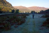 Part I Frosty early morning in Borrowdale