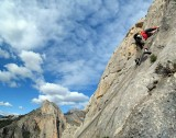 2016 Toix Steve on the climb 'Cliber'