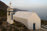 Chapel on the coastal trail