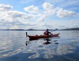 April 16 kayak