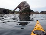July16 Bow Fiddle Rock near Portknockie