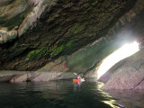 July16 cave near Bow Fiddle Rock