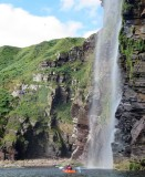 Aug 16 Waterfall south of An Dun