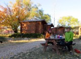 Camping at Escalant -outfitters
