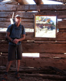 Salt Creek canyon Kirk's cabin