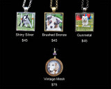 Hand Crafted Standard Photo Pendants