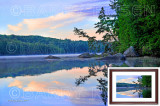 Morning Light M14_2586 (Green Lake, Maine)