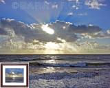 Florida Beach Sunrise 222