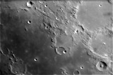 Davy Crater Chain