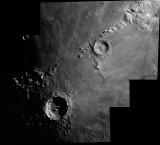 Copernicus Stadius Eratosthenes Craters