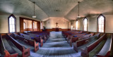 Mount Zion Church Interior (Color)