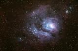 Milky Way Region M-8