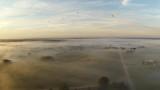 Sunday Morning Fog Display