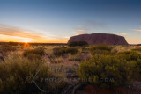 Uluru sunrise 2