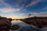 Binalong Bay Sunrise, Tasmania