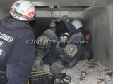 05/03/2013 PCTRT and Boston EMS Structural Collapse Drill Plymouth MA