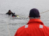 11/15/2013 Vehicle Into The Water Plymouth MA
