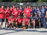08/24/2014 2nd Annual Whitman Fire vs Whitman Police Softball Game Hanson MA