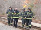 01/21/2015 Outside Fire Whitman MA